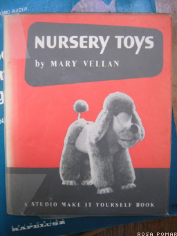 nursery toys by mary vellan