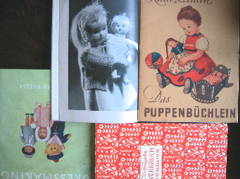 livros de fazer bonecos