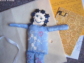 boneca feita pela marta