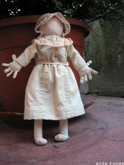 boneca tradicional