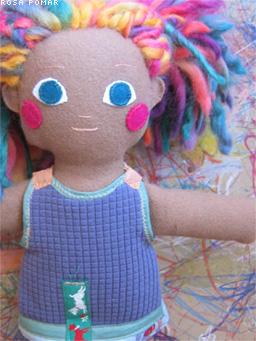 boneca menina