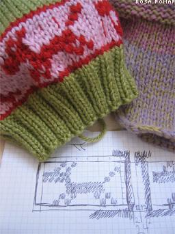 mais e mais tricot