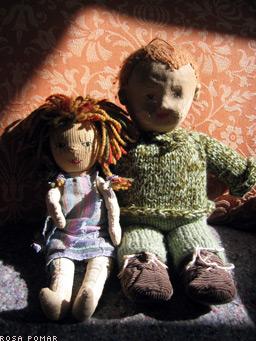 Emília e João