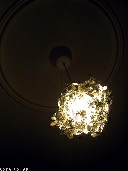 garland lamp