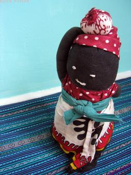 boneca moçambicana