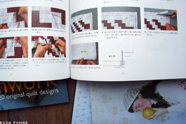 japanese quilting books