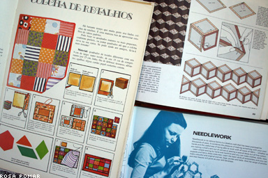 seventies quilting books