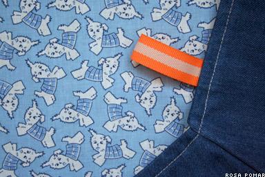 baby sling cães