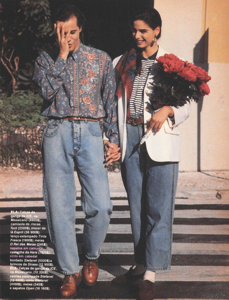 camisa stefanel 1991